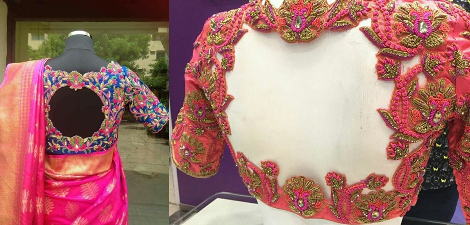 41 Latest Pattu Saree Blouse Designs To Try In 2019 Blouse Patterns For Silk Sarees Bling Sparkle,Jamaican Toe Nail Designs