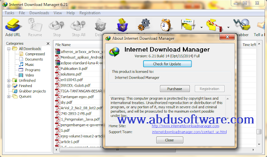Abdu Software: Download IDM 6.12 Build 14 Final Terbaru Full Version