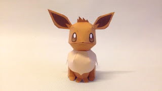 paper craft pokemon