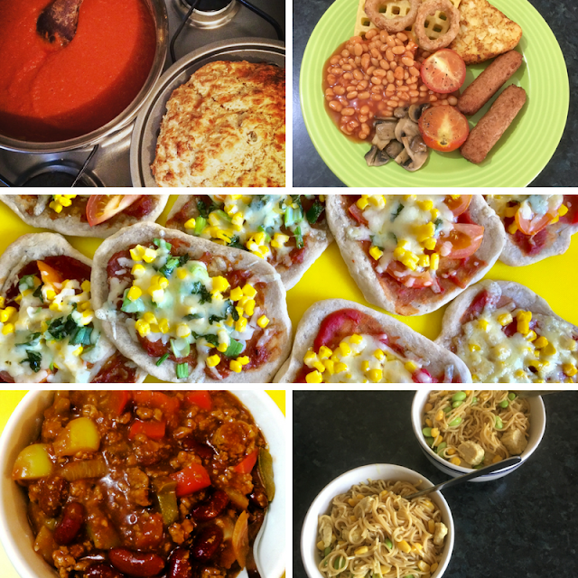 7 Things To Do This Month – November - meat free family meals