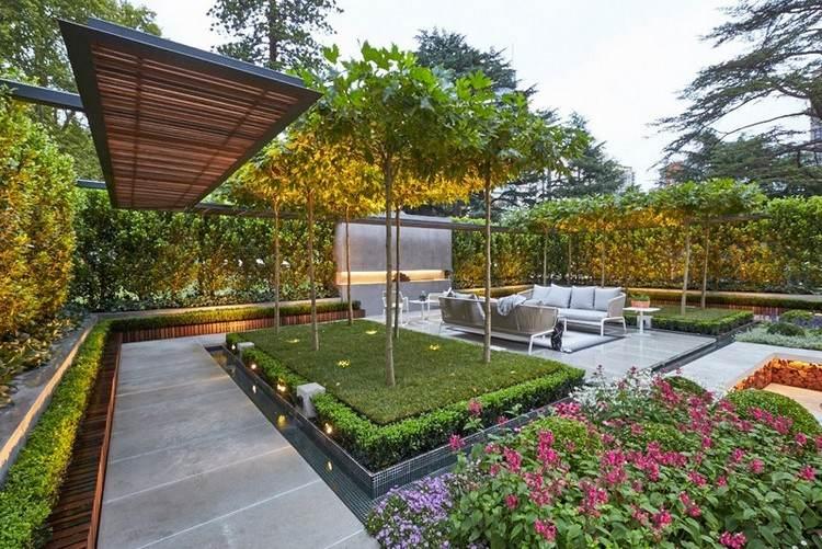 Tiphaine Babulle Cadin: Aménagement d\'un jardin extérieur partie 1