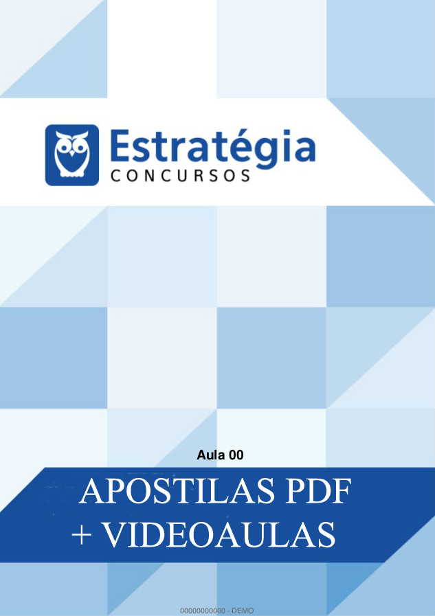 Apostilas PDF Polícia Civil PA Escrivão ( Com Videoaulas)
