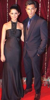 Actor Karan Singh Grover Wife Actress Jennifer Winget ...