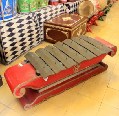 Karakteristik Keunikan Alat Musik Tradisional (Gamelan)