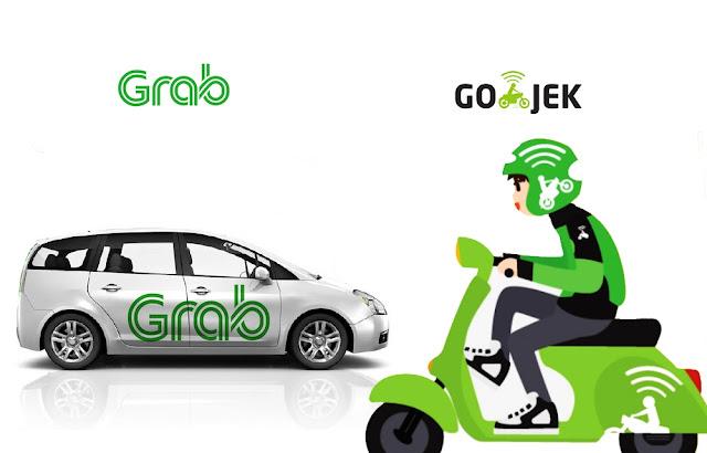 Menhub Minta Go-Jek dan Grab Mendaftar jadi Perusahaan Transportasi