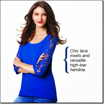 Avon Lace Tunic