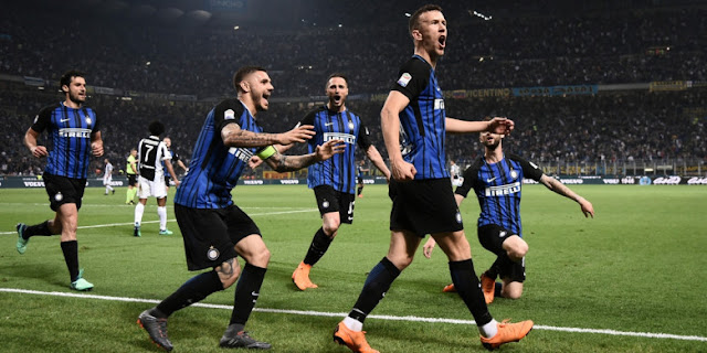 Video Cuplikan Gol Lazio Vs Inter Milan