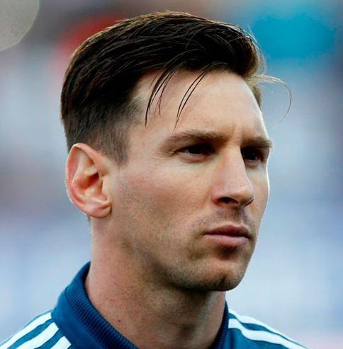 Top 15 Model Rambut Lionel Messi Paling Populer - Tips Rambut