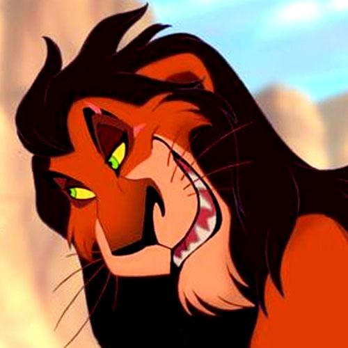 El Rey León Scar