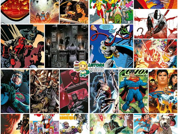 [Atualizada] Lançamentos: Panini Comics - DC Comics
