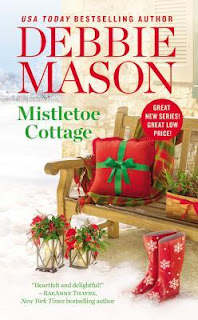Mistletoe Cottage (Harmony Harbor #1) by Debbie Mason