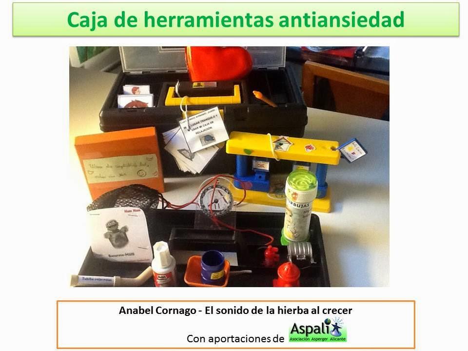 La caja de herramientas antiansiedad el sonido de la - Caja de herramientas ...