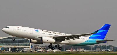 Maskapai Penerbangan Indonesia Terbaik