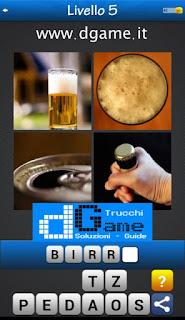 PACCHETTO 4 Soluzioni Trova la Parola - Foto Quiz soluzione livello 5