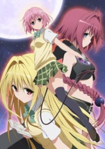 Download To LOVE Ru Darkness + OVA Subtitle Indonesia (Batch)