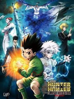 تقرير فيلم القناص: المهمة الأخيرة Hunter x Hunter Movie 2: The Last Mission
