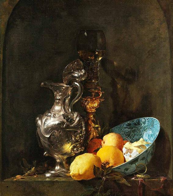 Willem van Aelst Turunçgiller tablosu