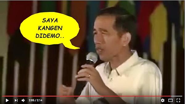 Kata Jokowi: Jangan Habiskan Energi untuk Urusan tak Produktif Seperti Demo