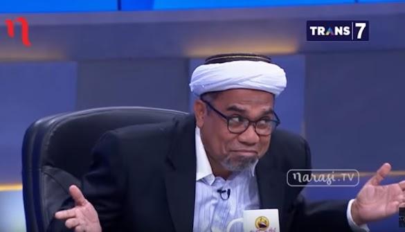 Ditembak Najwa dengan Pertanyaan Soal Berita Bohong, Ngabalin Kikuk