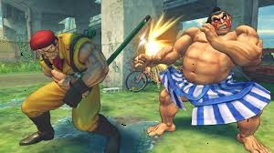 Street Fighter IV free download Full Version