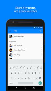 تحميل تطبيق المراسلة Facebook Messenger