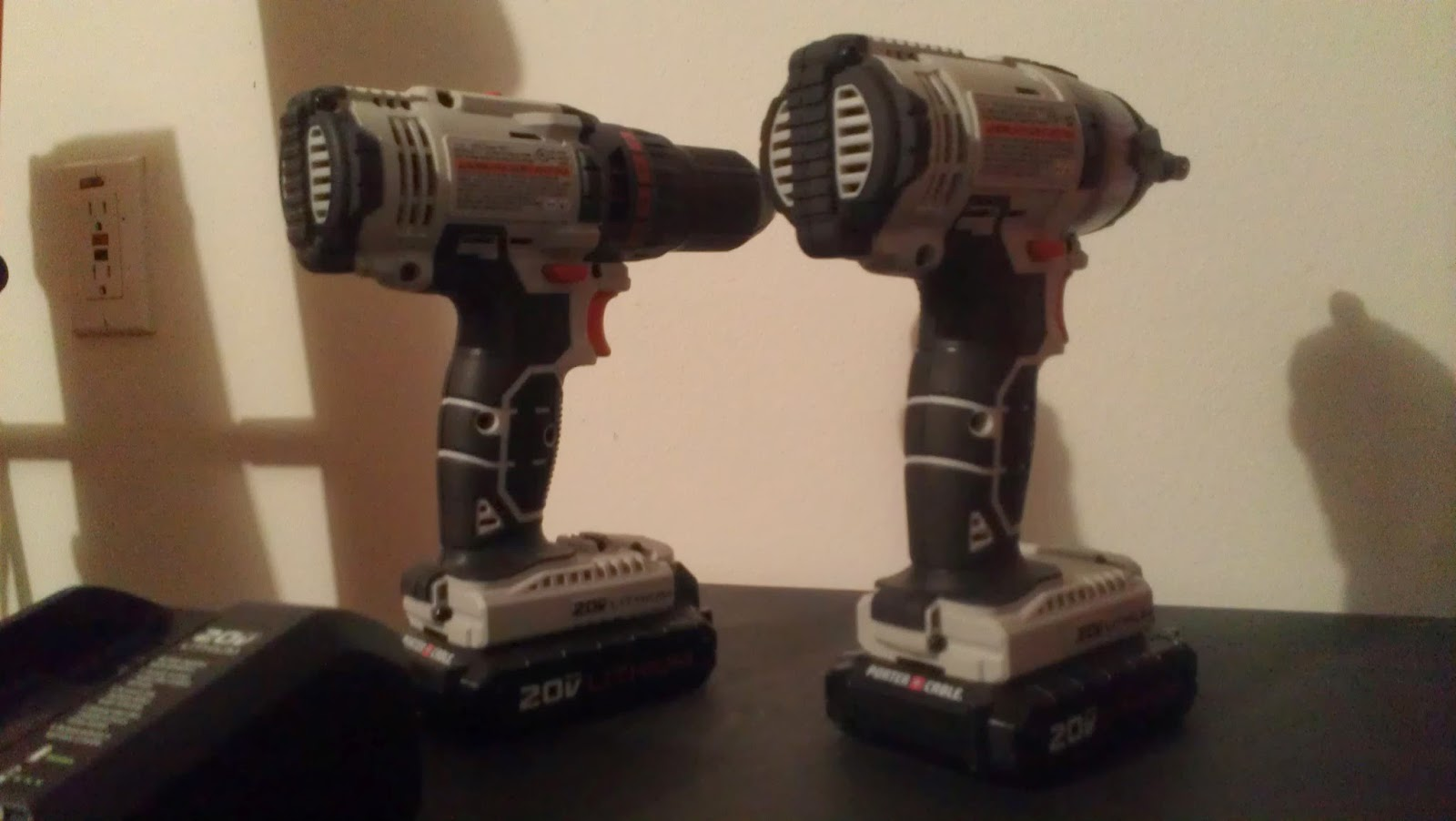 Porter cable 20v impact drill review