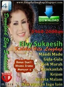 Download Kumpulan lagu Dangdut Elvy Sukaesih mp3 lengkap