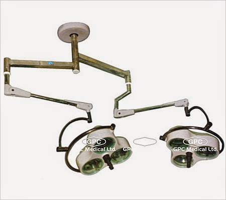 Twin Dome Operation Theater Light