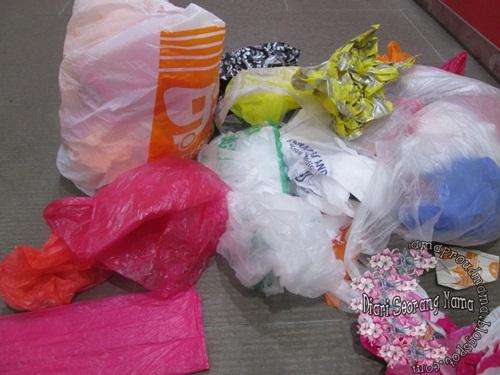 Pengurusan Beg Plastik Terpakai