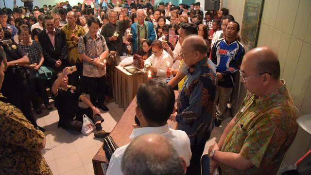 Panitia KKR Natal Bandung Keluarkan Press Release Minta Hukum Ditegakkan Atas Insiden Pembubaran