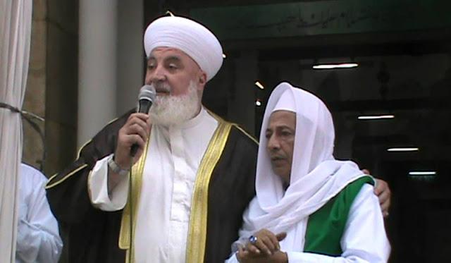 Mufti Syiria: Habib Luthfi dan Negeri Indonesia Pemersatu Masyarakat Dunia