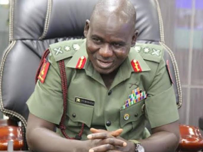 Nigerian Army reacts to reports of Buratai, his wives owning properties in Dubai