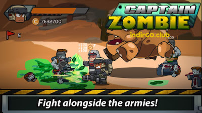 captain zombie apk
