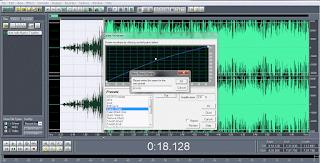 Cara memotong audio mp3 wav pakai aplikasi cool edit pro