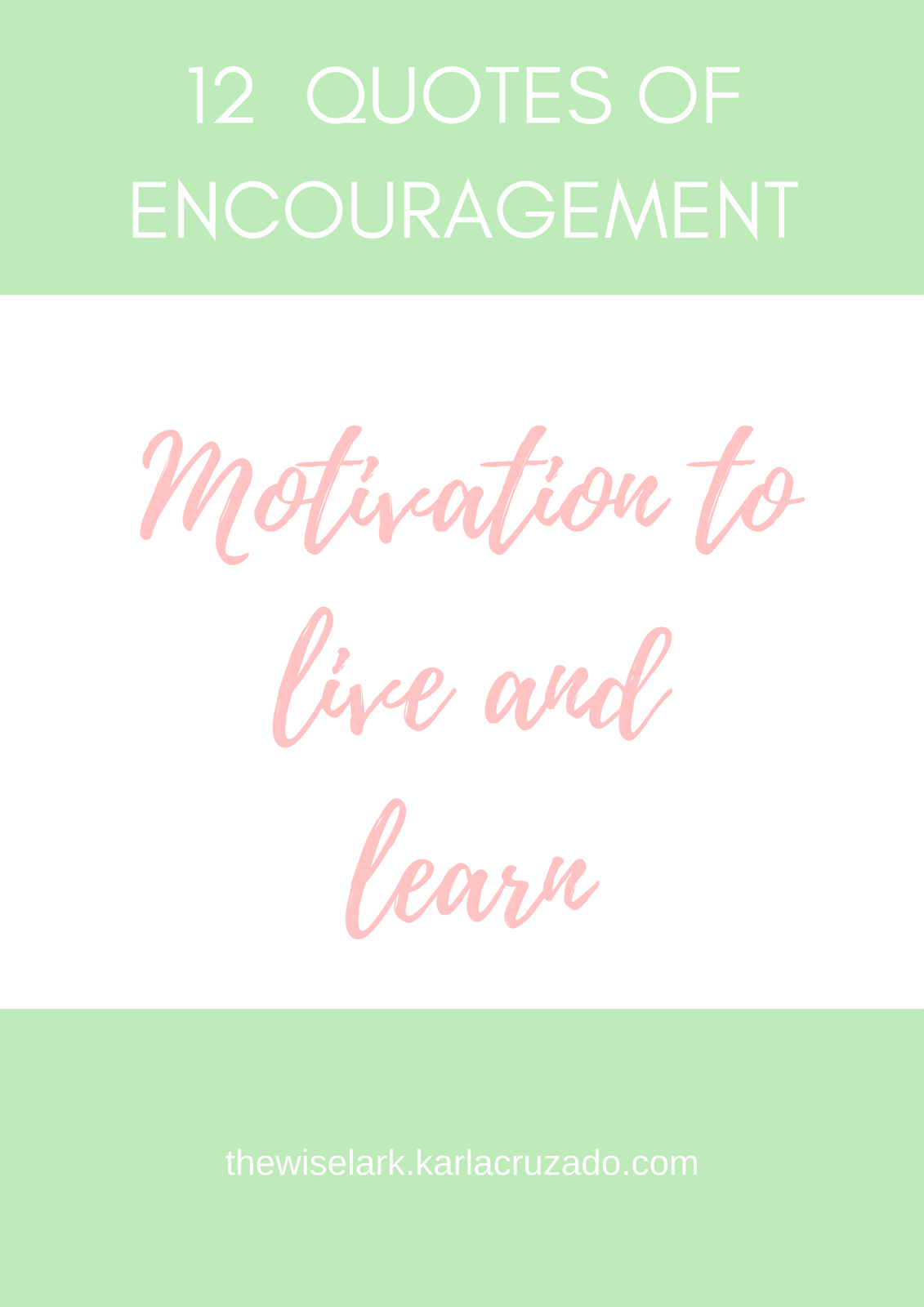 12 inspiring quotes