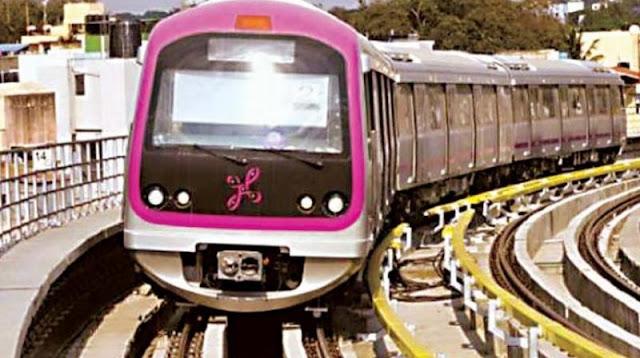 Bangalore Metro Train