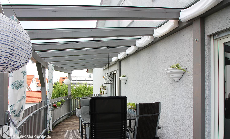 kreativ oder primitiv sonnensegel balkonbeschattung teil 2 sonnensegel. Black Bedroom Furniture Sets. Home Design Ideas