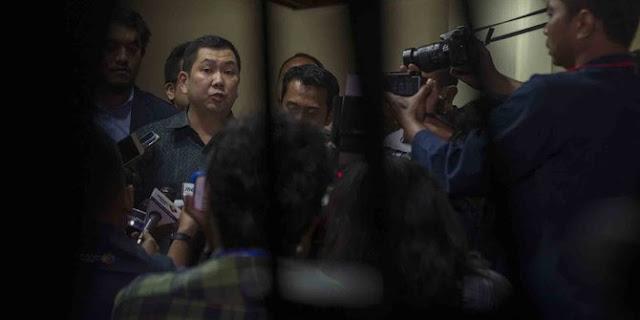 Hary Tanoe Mangkir Pemeriksaan Perdana Sebagai Tersangka Pengancaman