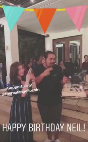 This Video Clearly Shows That Angel Locsin Is One Supportive Girlfriend!