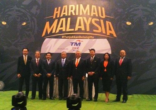 FAM tidak iktiraf gelaran Harimau Malaya