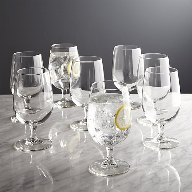crate and barrel cb2 glasses home decor holiday gift guide christmas entertaining essentials