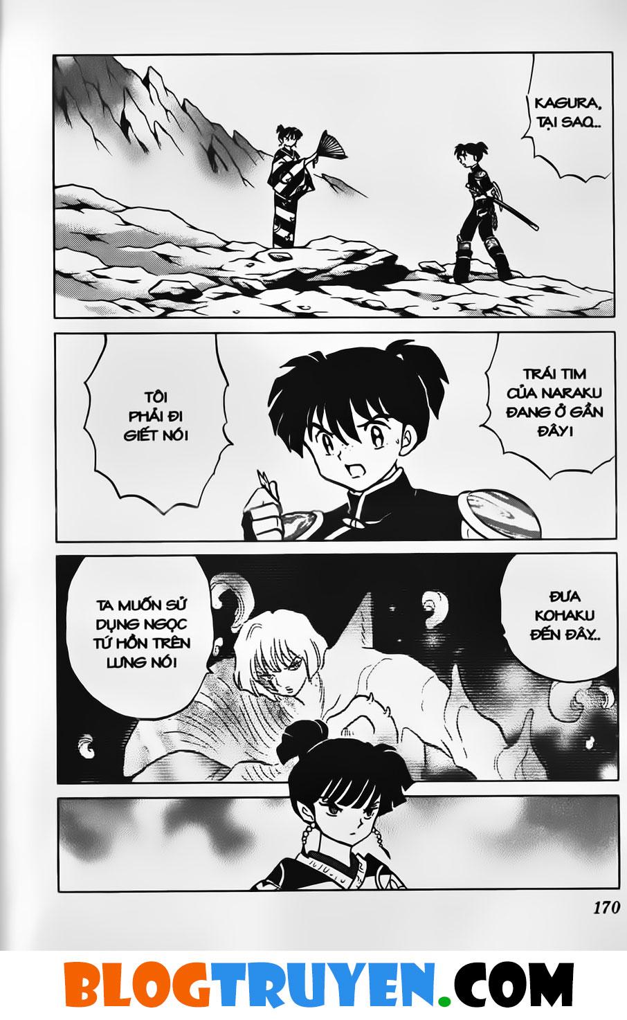 Inuyasha vol 37.10 trang 3