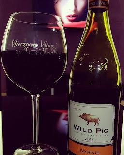 Wild pig shiraz opis smaku i recenzja wina