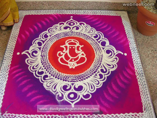 20+Best and Easy Rangoli Designs and Patterns For Diwali – Rangoli images