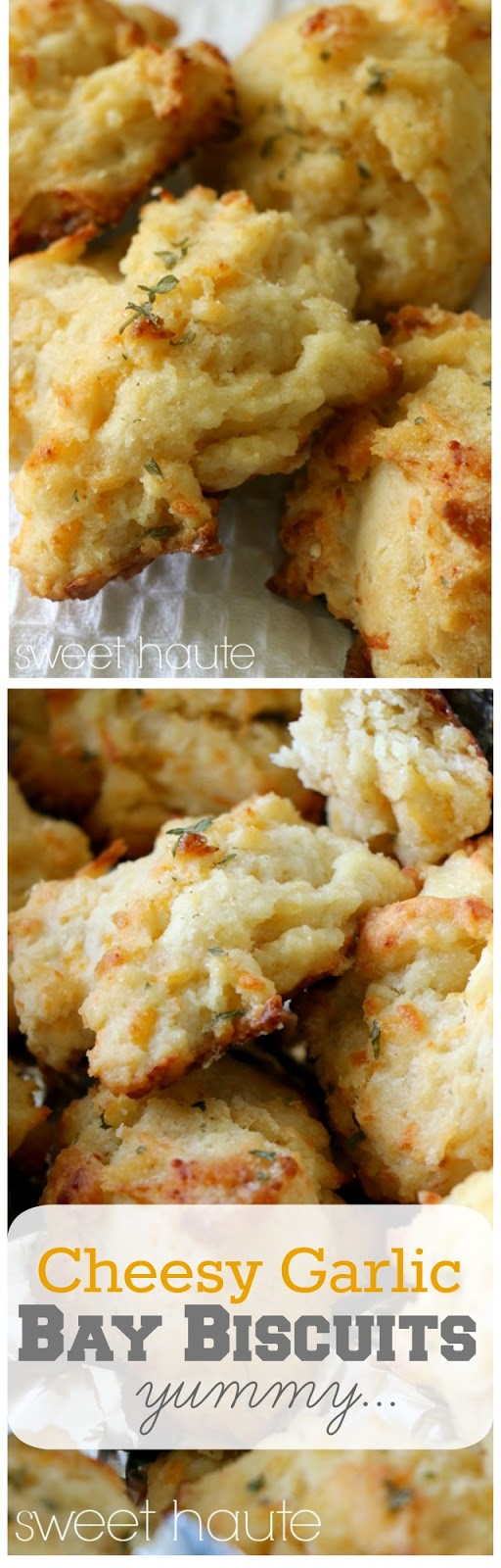 http://sweethaute.blogspot.com/2015/04/cheesy-garlic-bay-biscuits.html