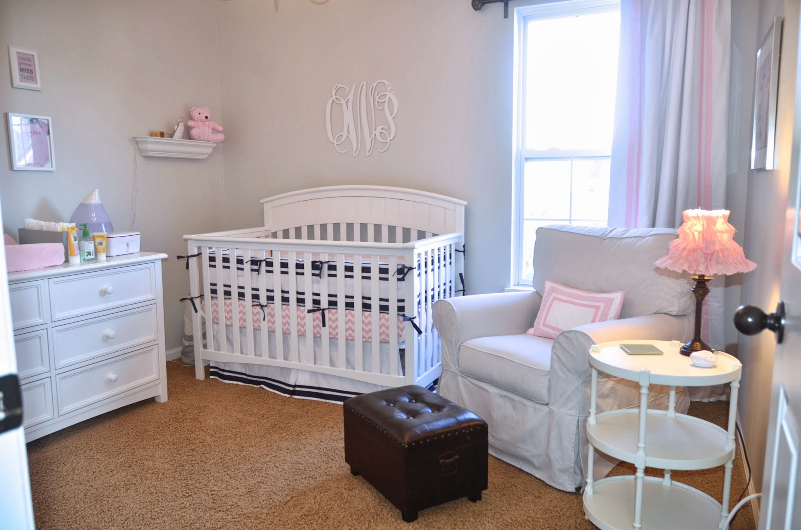 Love Like Crazy Nursery Phase 2 The Finished Product