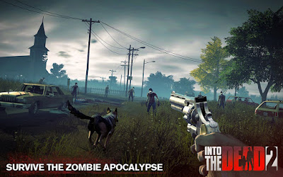 Into the Dead 2 Apk + Mod + Data Free Download