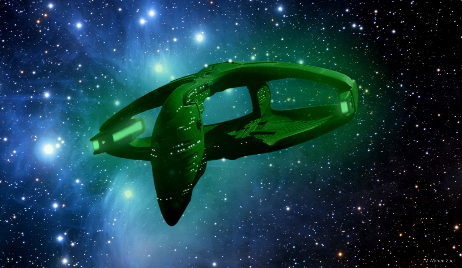 The Great Canadian Model Builders Web Page Romulan