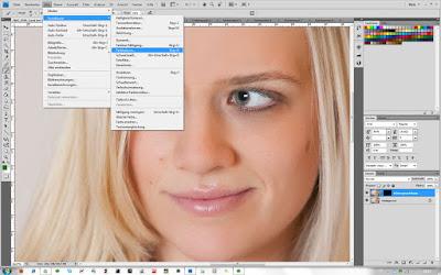 Farbbalance - Photoshop - Schritt 1