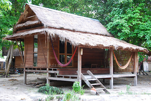 Bungalow Villa Castaway Resort in Ko Lipe